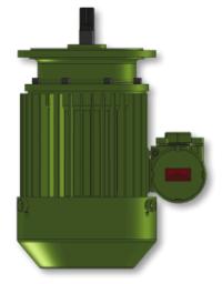 Асинхронные электродвигатели KV-Ex