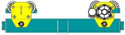 Концевые балки для кранов подвесных мостовых взи